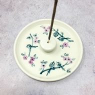 Mia Sarosi 'Birds & Blossom' Incense Holder
